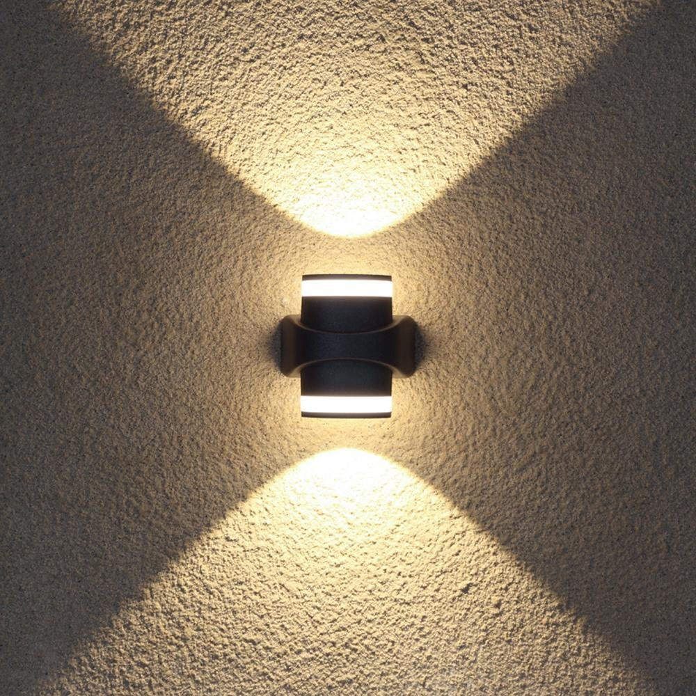 Cheap Simple Led Light Circuit Find Deals An Get Quotations Outdoor Wall Balcony Waterproof Modern Double End