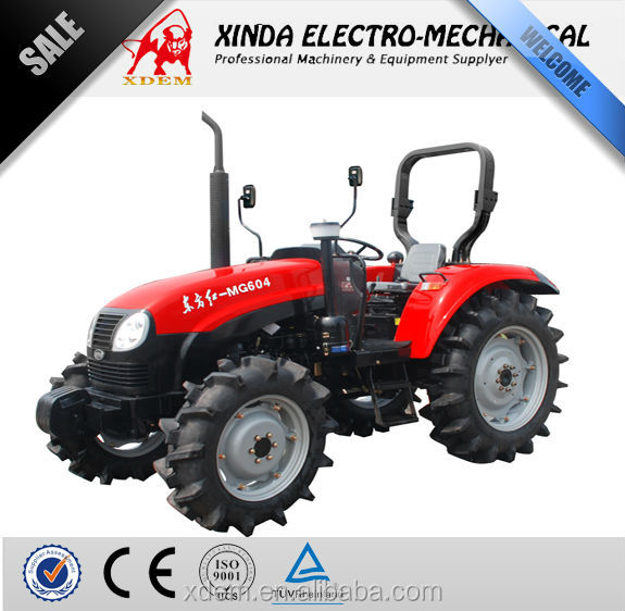 YTO 60HP MG604 FarmTractor 4WD Tractor Price