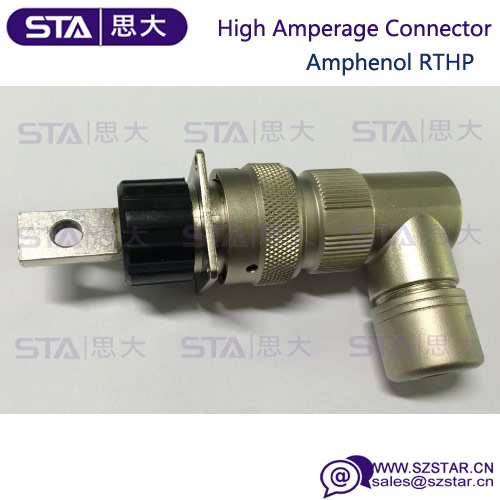 High Amperage Single pin RTHP6141SNH25-BS2 hybrid car Connector