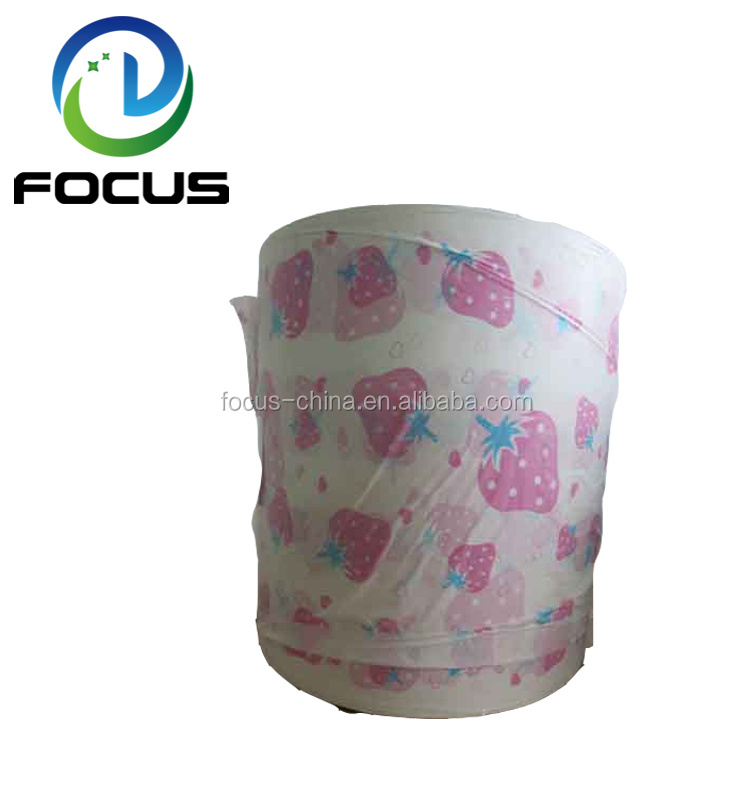 Raw Material for Diaper Making Polyethylene PE Back Sheet Film of Baby Diaper raw material for baby diaper