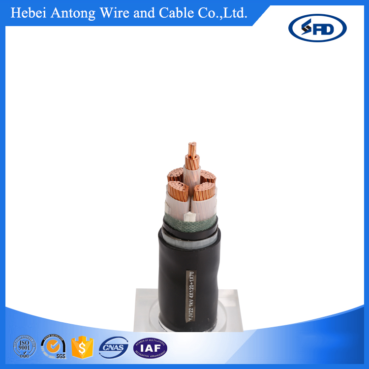 Power Copper Cables Types Of Electrical Underground Cable - Buy ...