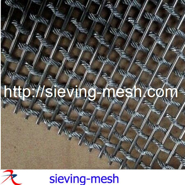 Rope Partition Wall/stainless Steel Wire Mesh/steel Wire Net