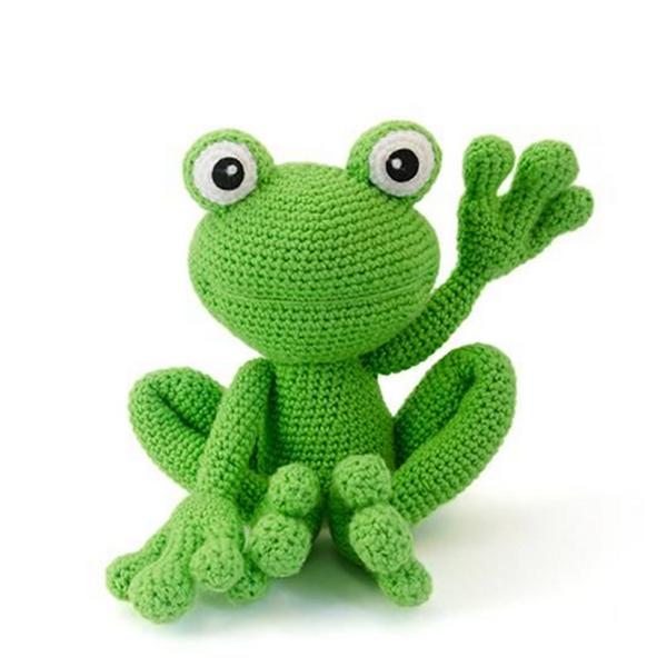 Kawaii Frog Amigurumi : 100% handarbeit von hakelgarn, amigurumi hakeln fr?sche ...
