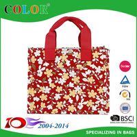 Favorable Price and High Performance Pp Woven Shopping Bags With Zipper