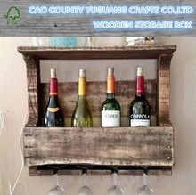 Unique Wine Racks, Reclaimed Wood,Christmas Gift, Country Decor