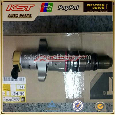Genuine injector assembly for 3879427, 387-9427,reman analogue c7 engine fuel injector