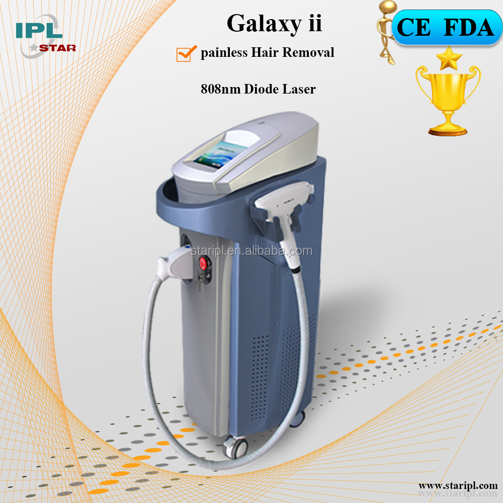 808nm Laser Hair Removal For White Hair/permanent Hair Removal ...
