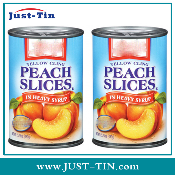 Fresh Top Quality Canned Yellow Peach In Halves/Slices/Dices