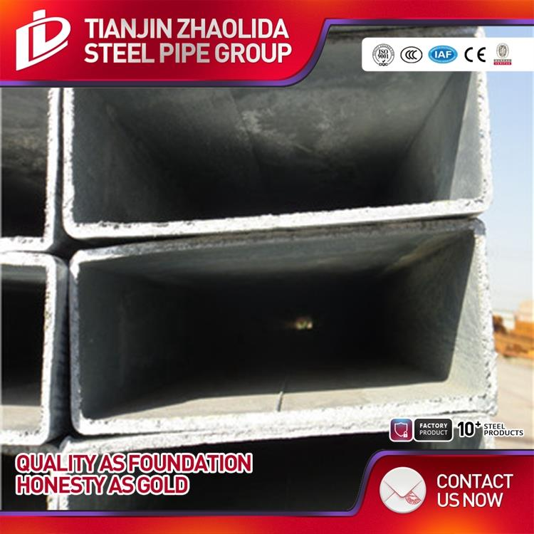 BS 1387 standard hollow section price vietnam with high zinc