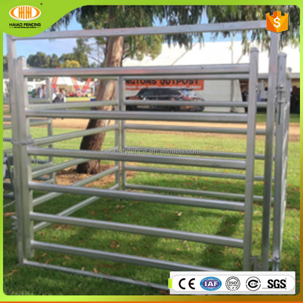 Low price high quality china supply pig guard long life rural farm fence australia