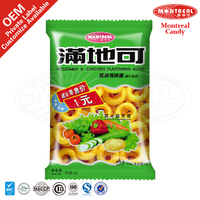 22g Chicken flavour ring snack food