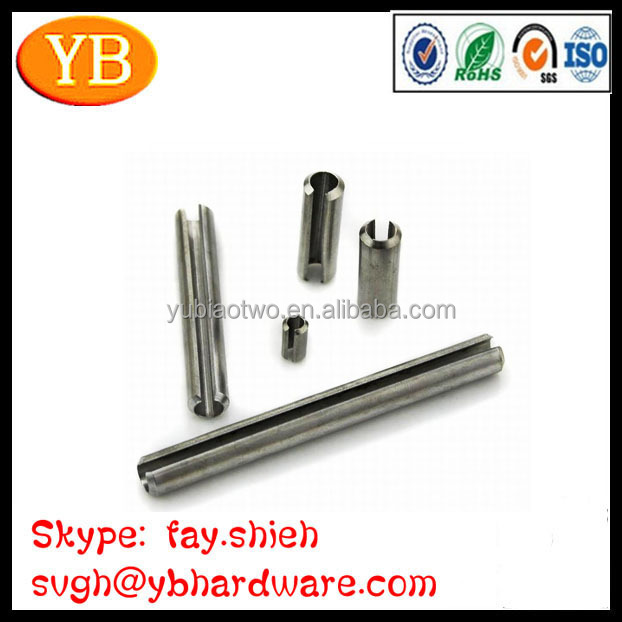 Carbon Steel Hardened Spring Cotter Pin for Machine
