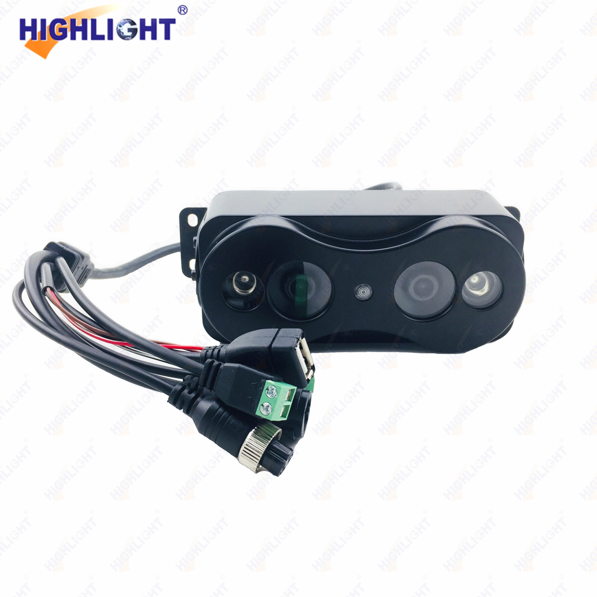 Highlight people counter system HPC005 (Reflective type)/ infrared sensor counter/ Garment shop infrared people flowing counting