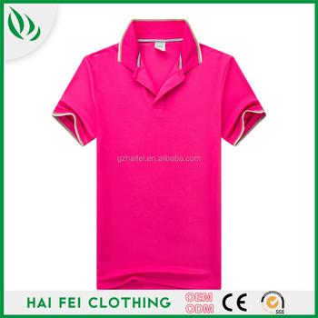 9651099f China Factory Ribbing Collar Pique Cotton Plain Men Custom Design Color  Combination Polo T Shirt