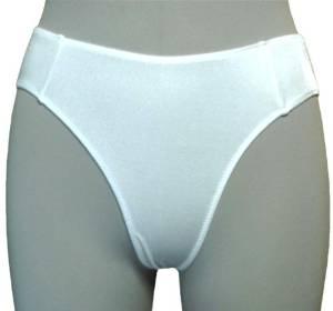 Color underwear / high-cut white W-CS50-007 (japan import)