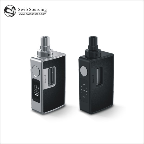 2016 Joyetech eVic AIO allows to replace the battery or atom and OLED screen will large stock with factory price in best selling