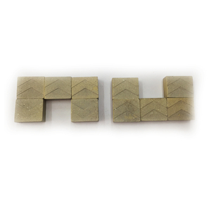 High Quality M Shape Sandstone Segment For Cutting Stone