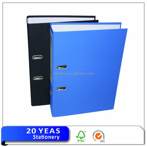 Office Hospital FC A4 Classical PP/PVC Lever Arch File Folder