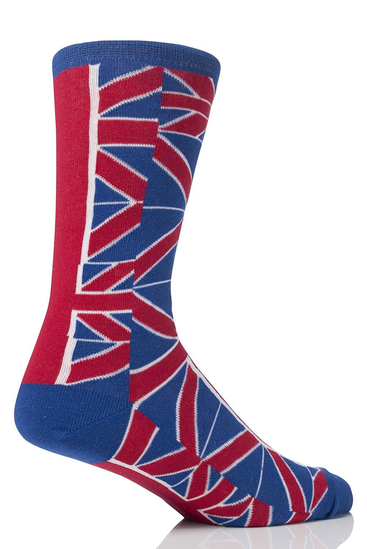d310e63cb Get Quotations · SockShop Kids 1 Pair Union Jack Design Cotton Rich Socks