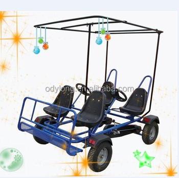 Adult Pedal Car 4 Person Bike 4 Wheel Pedal Car F4150 Buy Pedal
