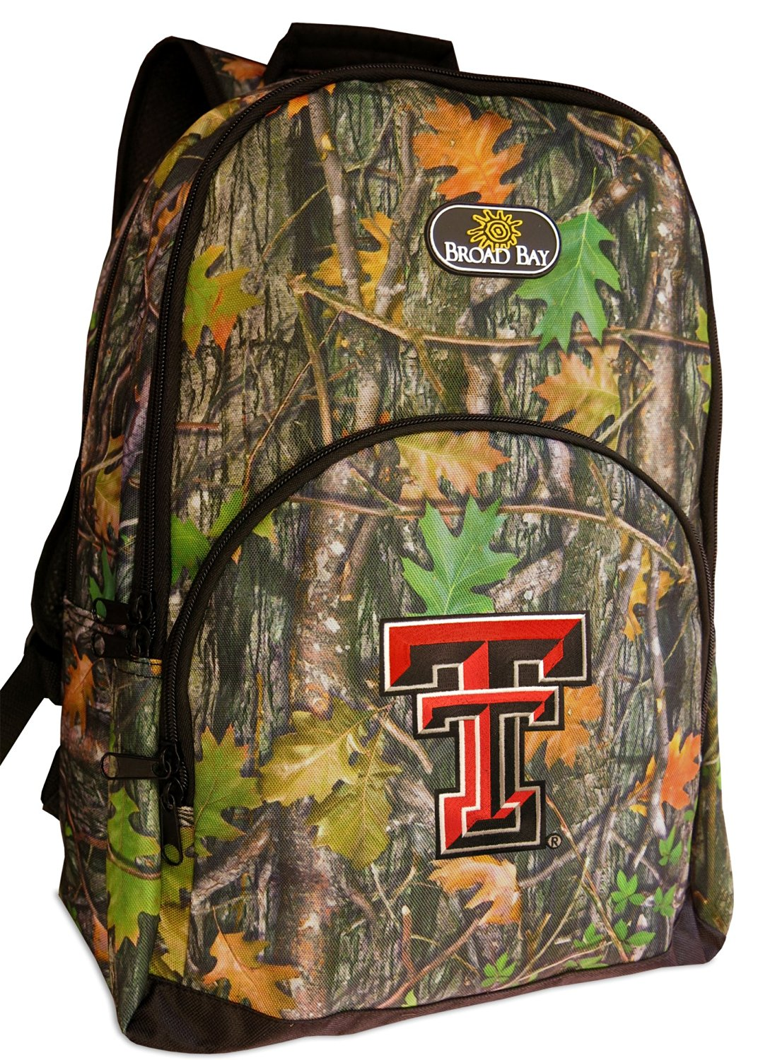 Texas Tech Red Raiders Camo Backpacks Official Texas Tech Bags