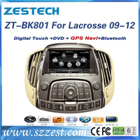 Car dvd gps navigation system for buick lacrosse 2009 2010 2011 2012 car radio from china