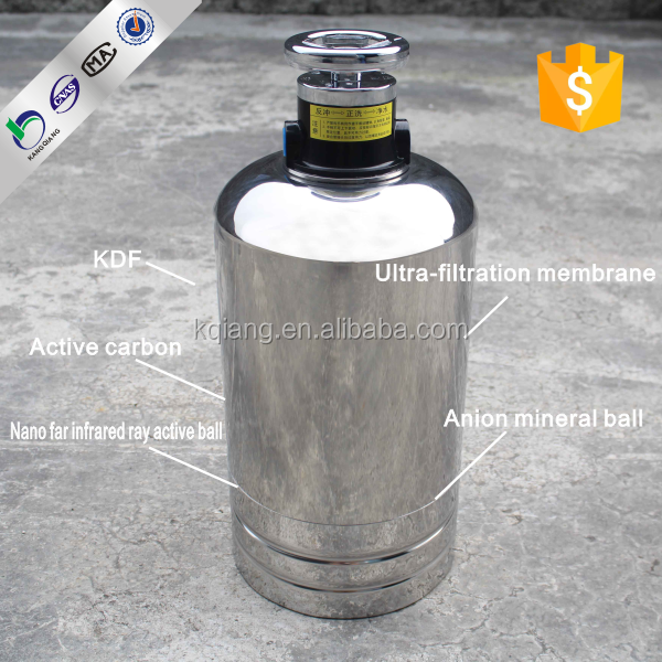 KDF and UF Membrane Water Filter For Your Home