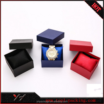 Customized Logo Printed Watch Boxes Wholesale
