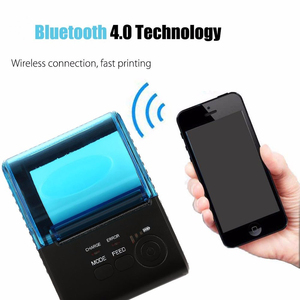58mm portable mini receipt pos 58 printer thermal driver for android
