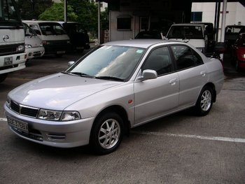 Used Car Mitsubishi Lancer 1.5 Year 2000/2000 - Buy Used Cars ...