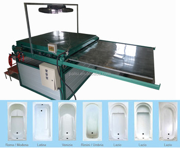 Fully Automatic Bathtub Machines Bath Tub Vacuum Forming Fully ...