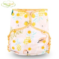 comfortable cloth reusable washable diapers bamboo affordable wholesale for baby
