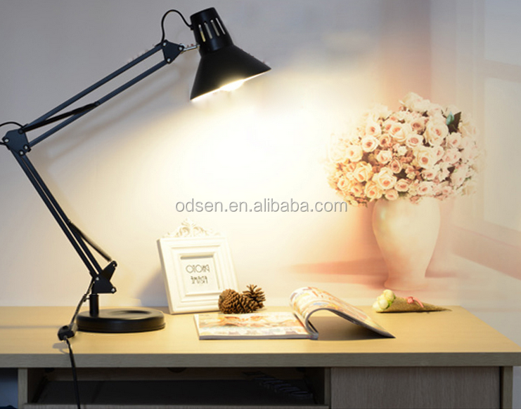 Lights & Lighting Brave Rechargable Mini Flexible Usb Desktop Lights Clip-on Table Lamp Pc Led Lamp Reading Study Bed Laptop Night Lighting High Resilience