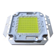 High power 100w top bright led chip headlight
