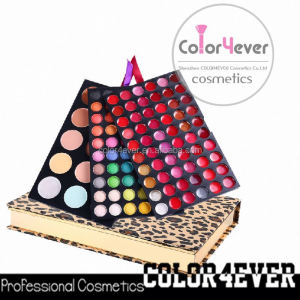 2014 New 135 Colors Big Eyeshadow Palette with lipgloss concealer Combo Palette natural cosmetic