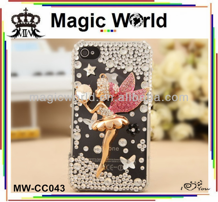 Best Love Angel wing mobile phone case