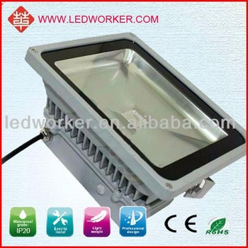 Rf Rgb Floodlight With Ce Driver 36w Ip65 12v Led Panel/warm White ...