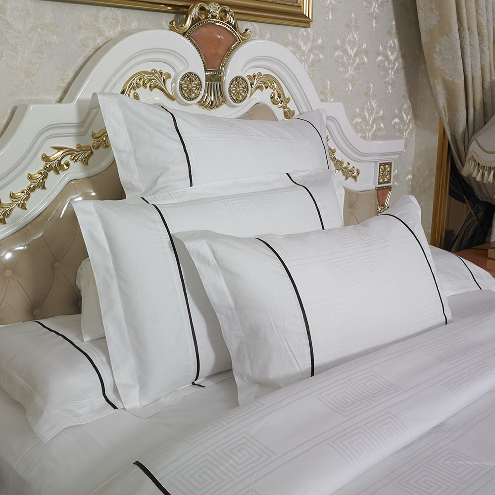 100 Cotton Plain White Bed Sheet Bedcover Set Silk Star Oringina 200x200 Suppliers And Manufacturers At