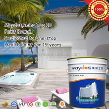 Excellent fungus & algae resistance Exterior Emulsion latex wall paint