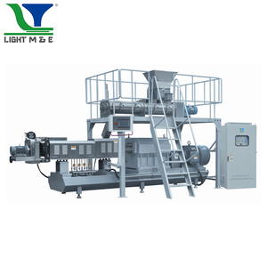 1-5 Ton Farmed Fish Food Making Machine Cold Extrusion machine