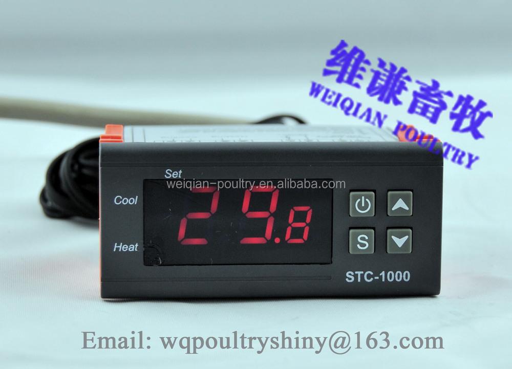 Stc-1000 Heating Element Digital Temperature Controller ...