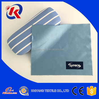 Chinese silk screen printing cloth with scollop edging