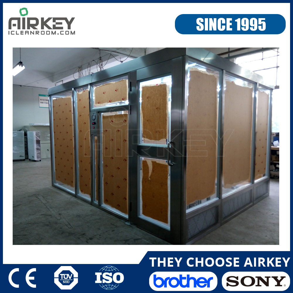 SZ Airkey ISO5 Modular Clean Room for Mobile Repair