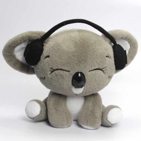 With Headphone Koala Bear Plush Koala Soft Toy For Kids Toy Buy