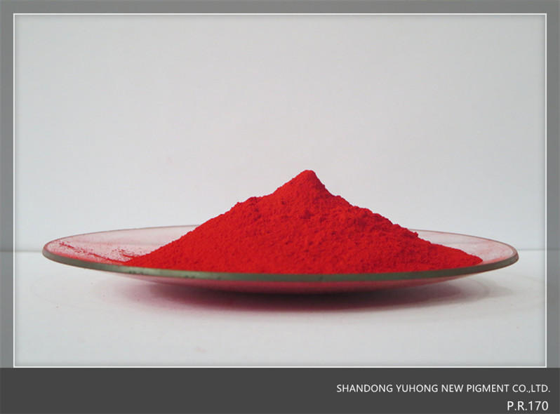 Use for paint.Low-cost.Pigment red 170.P.R.170.Red pigment powder.Cas : 2786-76-7