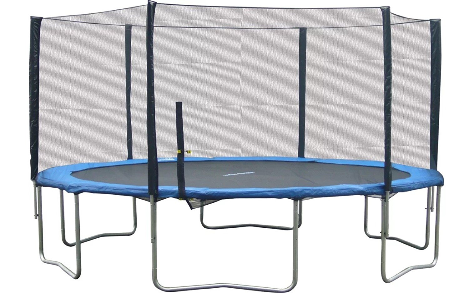 Get Quotations · 16' Round Trampoline with Safety Enclosure, Kids Backyard  Play - Cheap Best Backyard Trampoline, Find Best Backyard Trampoline Deals
