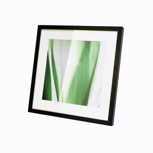 Factory Cheap Photo Displaying Simple Modern Plastic Black Frame