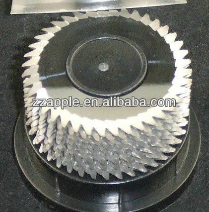cutting fibrous plaster circular carbide saw blades