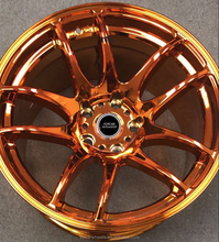 Different Colors Japan Brands Aluminum 17-19 Alloy Wheels 5*100/120