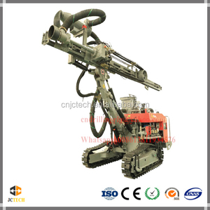 Crawler hydraulic rock drilling machine for sale with Atlas Copco equipment